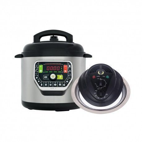 GM cooker Model G + Oven lid
