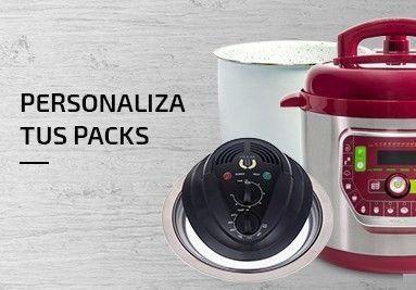 Personaliza tus packs